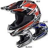 HJC(エィチジェイシー) CL-MX スラスト BLACK オフロードヘルメット L(59-60) HJH042