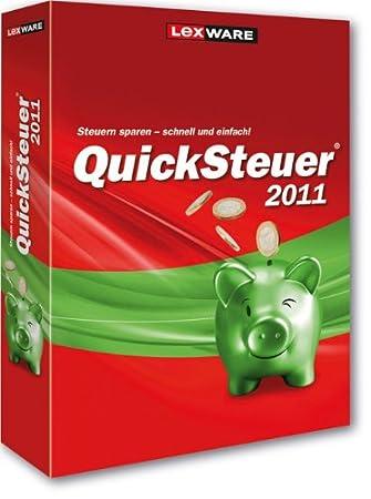 QuickSteuer 2011 (für Steuerjahr 2010)