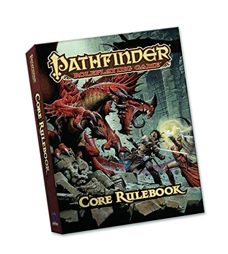 Pathfinder Roleplaying Game Core Rulebook (Pocket Edition) [Bulmahn, Jason] (Tapa Blanda)