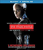 Ex Machina [Blu-ray] from Lions Gate
