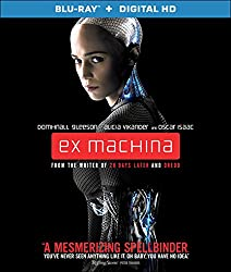 Ex Machina (Blu-ray + Digital HD)