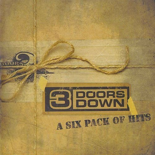 Six Pack of Hits by 3 Doors Down [Music CD]