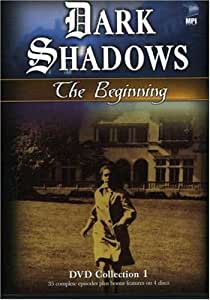 Dark Shadows: The Beginning, Collection 1