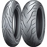Michelin Commander II Tire - Rear - 160/70B-17 , Position: Rear, Tire Size: 160/70-17, Rim Size: 17, Load Rating: 73, Speed Rating: V, Tire Type: Street, Tire Construction: Bias, Tire Application: Cruiser 02068