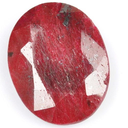 Outstanding 65.75 Ct Natural Ruby Oval Shape