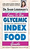 Glycemic Index Food Guide (Transitions Lifestyle Systems) by Lieberman Shari [2006]