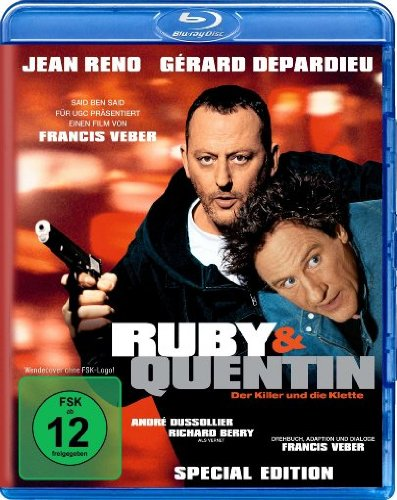 Ruby & Quentin [Blu-ray] [Special Edition]