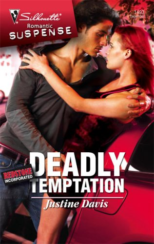 Deadly Temptation (Silhouette Intimate Moments), JUSTINE DAVIS