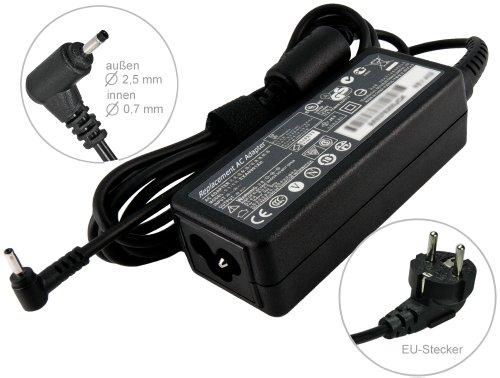 40w adaptateur chargeur secteur ac adapter pour ordinateur. Black Bedroom Furniture Sets. Home Design Ideas