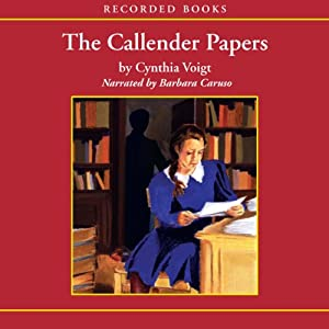 Callender Papers | [Cynthia Voigt]