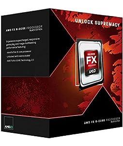AMD FX 8350 Octa-Core Prozessor (4GHz, Socket AM3+, 16MB Cache, 125 Watt)
