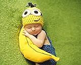 赤ちゃん コスチューム (ミニオンズ風) 0-6ヶ月(大)男女共用 ランキングお取り寄せ