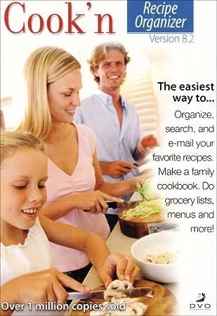 Cook'n Recipe Organizer 8.2