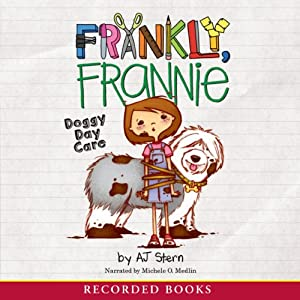 Frankly, Frannie Audiobook