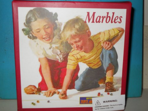 Marbles Box of 50