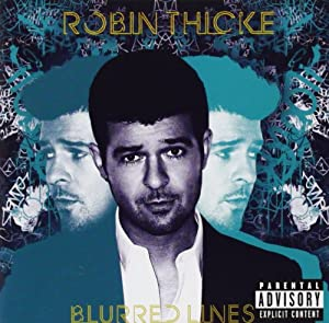 Blurred Lines-Deluxe Edition
