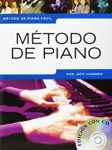 Jeff Hammer: Metodo De Piano Facil