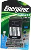 Energizer CHP4W8-2 Recharge Smart AA/AAA Charger with 8 AA and 4 AAA NiMH Batteries