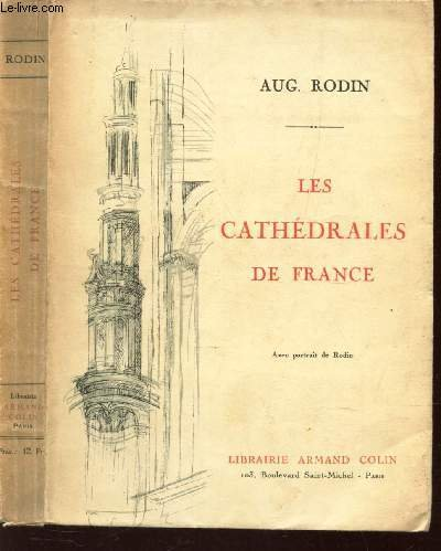 Les Cathédrales France Rodin