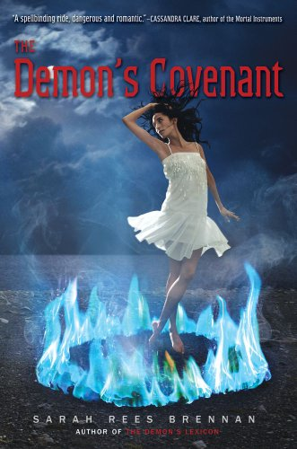 The Demon's Covenant (The Demon's Lexicon Trilogy, #2)