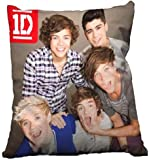 "One Direction 14"" Photo Pillow - Group Shot, Open Mouth"