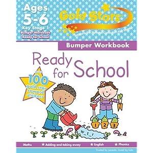 Gold Stars KS1 Bumper Workbook Age 5-7