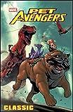 Pet Avengers Classic (Graphic Novel Pb)