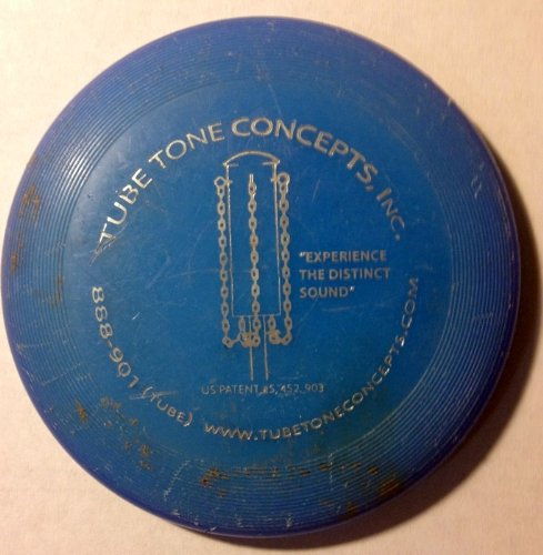 Promotional Mini Frisbee Tube Tone Concepts