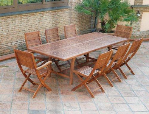 tavoli da giardino prezzi modelli idee per il design