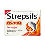 Strepsils Warm Throat Lozenges 16