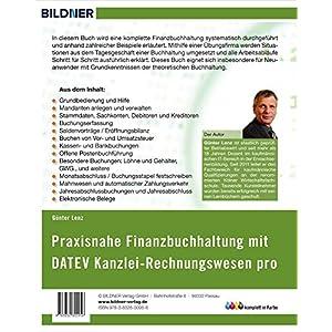 DATEV Kanzlei Rechnungswesen pro / Mittelstand pro: Das komplette Lernbuch für Einsteiger