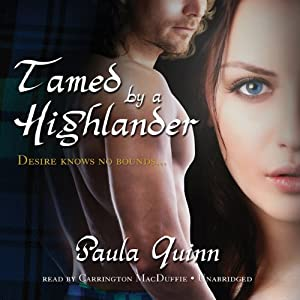 Tamed by a Highlander Hörbuch
