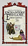 Enchanter's End Game (0345338715) by Eddings, David