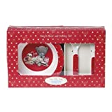 Tiny Tatty Teddy Bowl and Cutlery Me to You Bear Gift Set