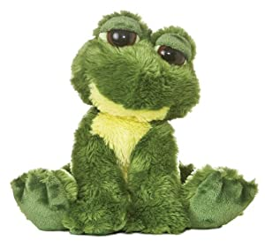 Aurora Plush 10 inches  Dreamy Eyes Frog  inches Fantabulous inches
