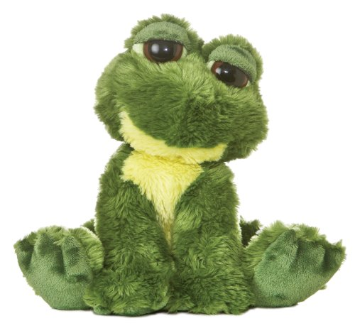 "Aurora Plush 10"" Dreamy Eyes Frog ""Fantabulous"""
