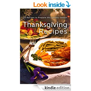 Thanksgiving Recipes: 50 Recipes to Prepare this Holiday Season