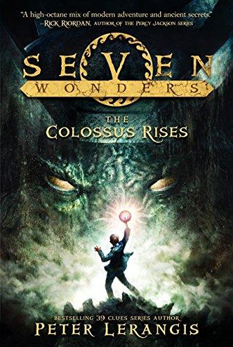 Seven Wonders Book 1: The Colossus Rises (Fantasy Books For Kids Age 9 12 compare prices)