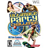 Ultimate Party Challenge Nintendo Wii