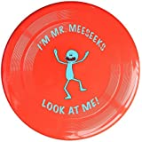 Red, One Size : Kim Lennon Mr. Look At Me Custom Leisure Plastic Flying Disc Colors And Styles Vary Orange