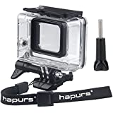 Hapurs Diving Waterproof Housing Protective Case Cover For GoPro Hero 4 Session 5 Session Sport Camera Accessories...