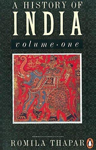 A History of India: Volume 1 (Penguin History), Thapar, Romila