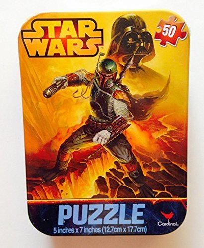 Star Wars Puzzle Tin ~ 50 pieces - 1