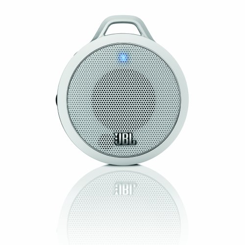 Jbl Micro Wireless Bluetooth Speaker (White)