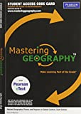 MasteringGeography with Pearson Etext - Valuepack Access Card - for Human Geography: Places and Regions in Global Context (ME Component) (0321776526) by Knox, Paul L.