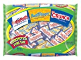 Nestle Assorted, Fun Size Bigger Bag, 21-Ounce Bags (Pack of 4)