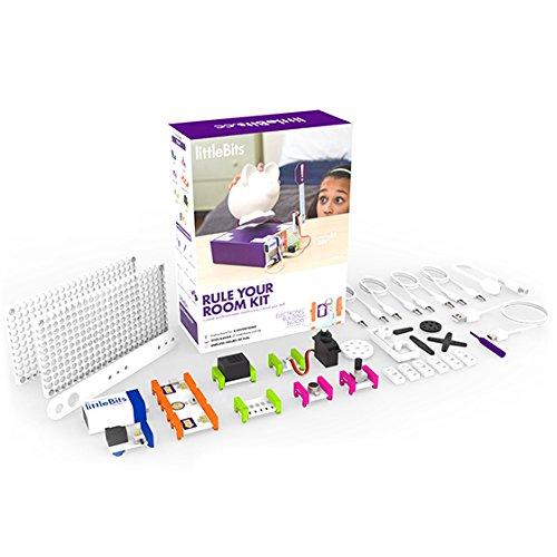 LittleBits - Caja de herramientas, kit (680-0009)