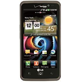 LG Spectrum 4G Android Phone (Verizon Wireless)