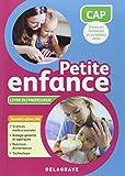 CAP Petite enfance : Livre du professeur d'occasion  Livré partout en France