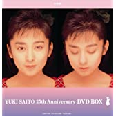 斉藤由貴25th Anniversary DVD BOX